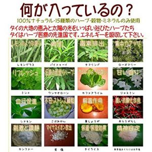 薬草ホットパット図