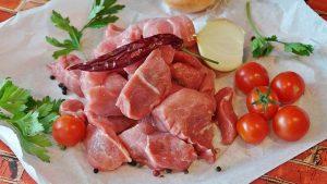 肉と野菜など