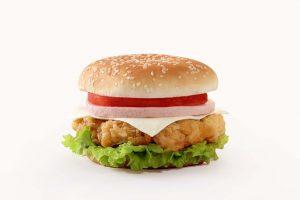 burgerFODMAP食