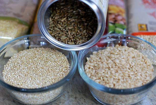 grains-