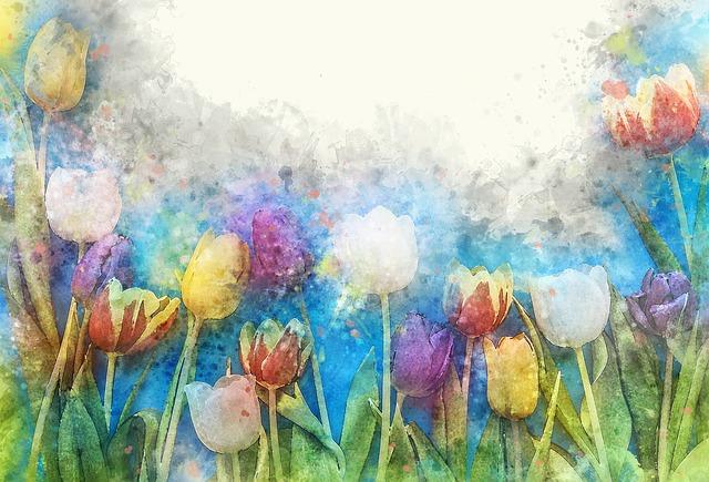 春の温かさ