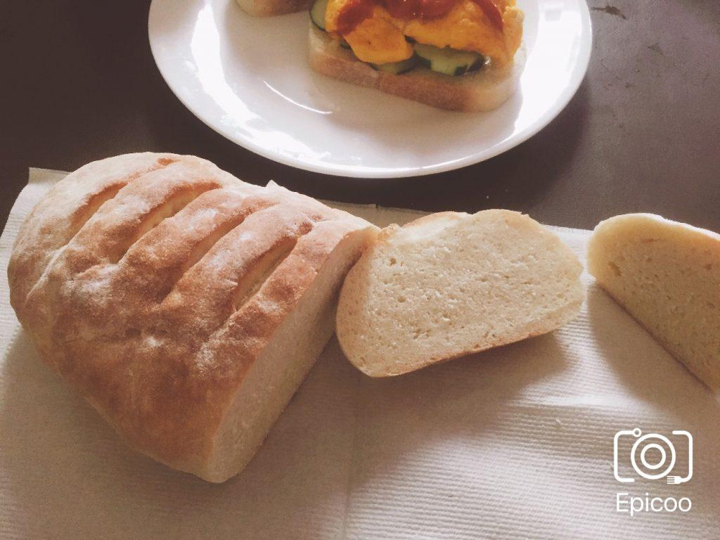 天然酵母ソフトフランスパン